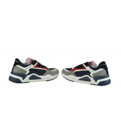 Pantofi U.S. Polo Assn. Erving Dkbr Red