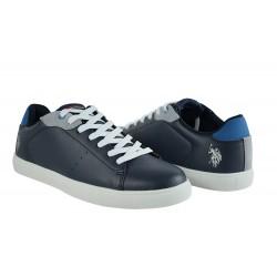 Sneakers U.S Polo Jado-Dkbl-Blue
