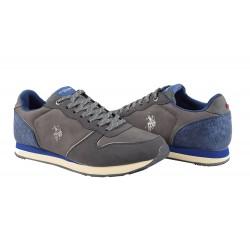 Pantofi U.S. Polo Assn. Soren1 Club Ash Milg