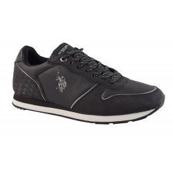 Pantofi U.S. Polo Assn. Soren 1 Club-Blk