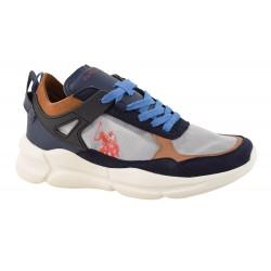 Pantofi U.S. Polo Assn. Albert-Dkbl-Brw