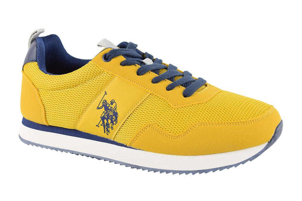 Pantofi U.S. Polo Assn. Talbot3-Yel