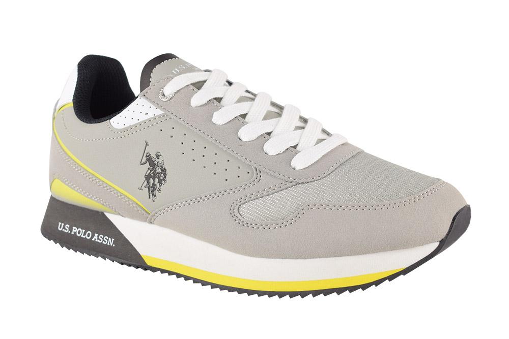 Pantofi U.S. Polo Assn. Nobil 183-LIGR