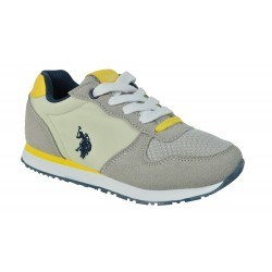 U.S. Polo Assn. Derby Grey