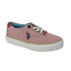 Tenisi U.S. Polo Assn. Troy Red