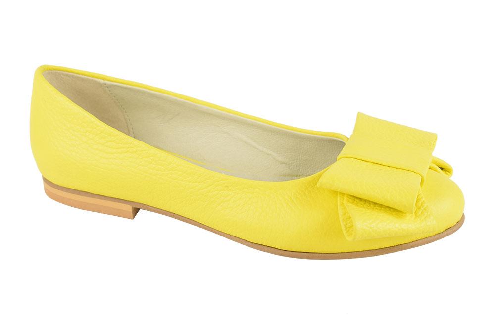Balerini  Dama 7183 Lemon