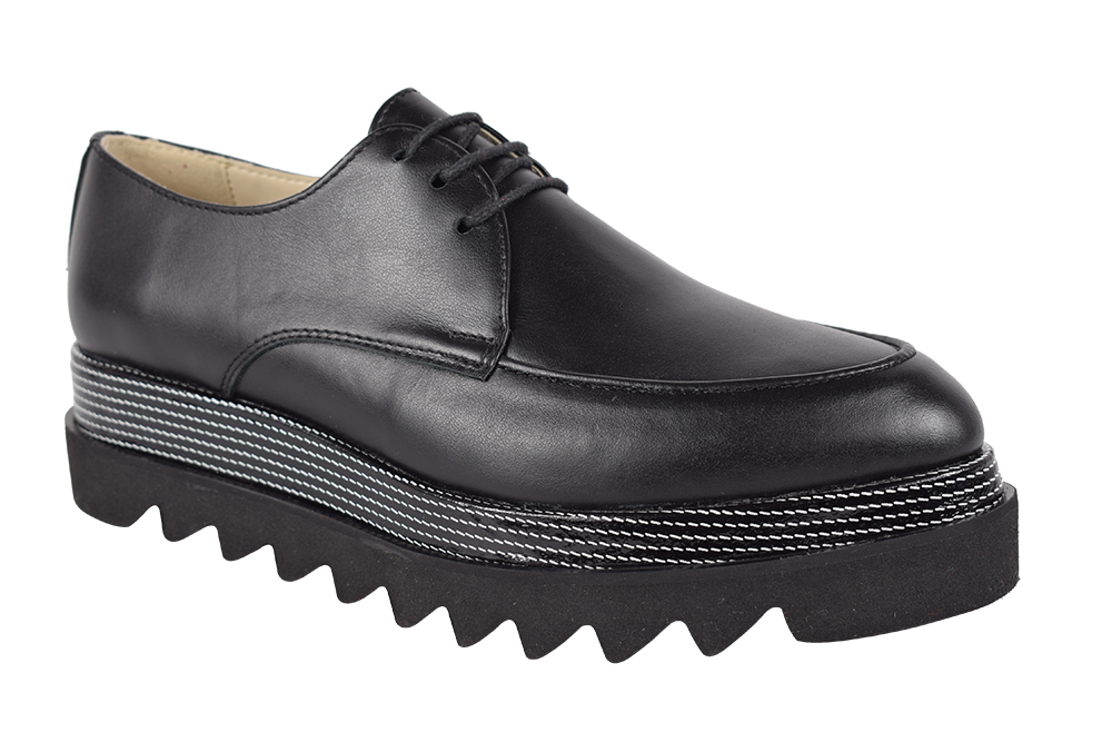 Pantofi Dama Casual Mavis Negru