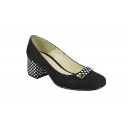Pantofi Piele Naturala Lidia DB