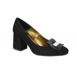 Pantofi Amy Negrii