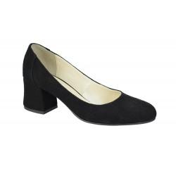 Pantofi Renata Negru Cam