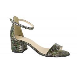 Sandale Piele Naturala Carter Green