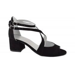Sandale Piele Naturala Melisa Black