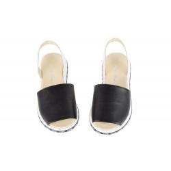 Sandale Dama S38203 Negru