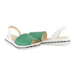 Sandale Dama S38203 Green Botal
