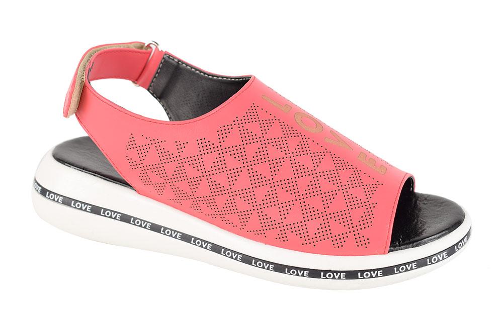 Sandale Dama S36203LV Laser Roz