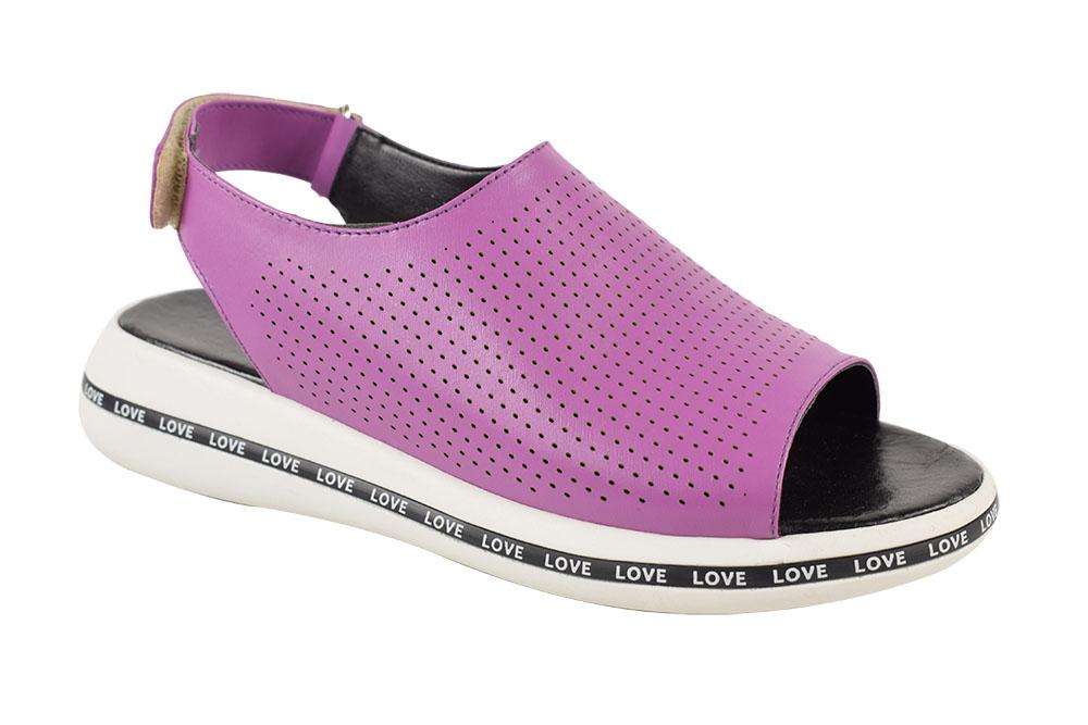 Sandale Dama S37 203 Laser Mov