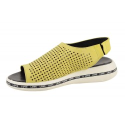 Sandale Dama S36203 Laser Galben