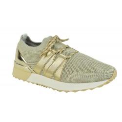 Pantofi U.S. Polo Assn. Thea-Met-Coop Gold