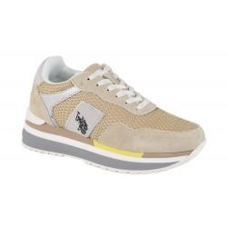 Pantofi Dama Sport 4195s0ms Bej