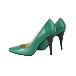 Pantofi Stella Verzi