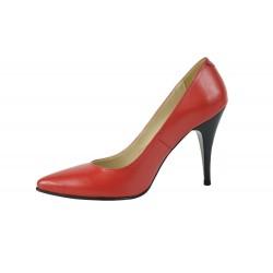 Pantofi Stella Rosii Box