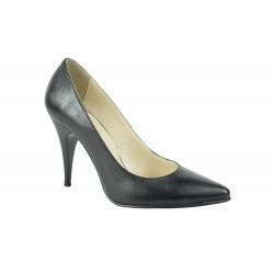Pantofi Stella Negrii Box