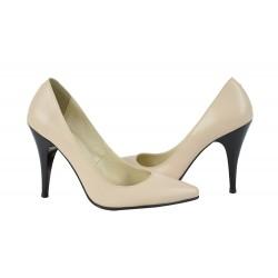 Pantofi Stella Nude Box