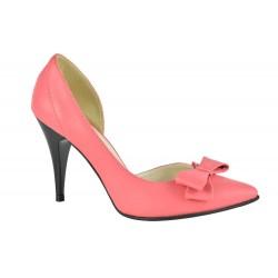 Pantofi Stella 7F Corai