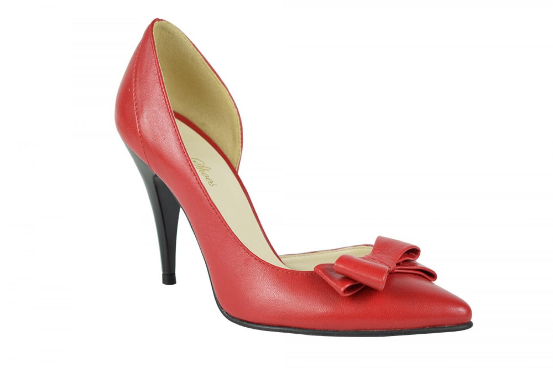 cel mai bun online vânzări cu ridicata diverse culori Pantofi Stella 7F Rosii - 144/7 rosu box funda