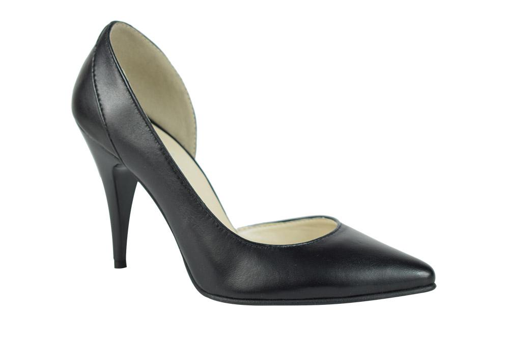 Pantofi Stella 7 Negri