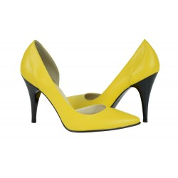 Pantofi Stella  7 Galbeni