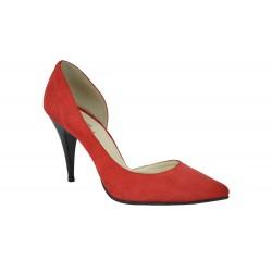 Pantofi Stella 7 Rosii