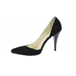 Pantofi Stella 7 Negrii